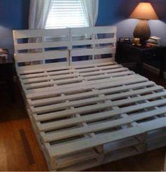 Los muebles con palets son un recurso para salir del paso y para gente con mucha imaginación… Original House, nos gusta compartir ideas originales de decoración.