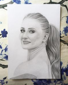 19 mentions J'aime, 1 commentaires - @linte.art sur Instagram: «Pencil drawing of Sophie Turner Derwent pencil and Pigma Micron pen for details on Canson bristol…» Derwent Pencils, Pigma Micron, Sophie Turner, Bristol, Pencil Drawings, Instagram, Art, Craft Art, Kunst