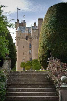 Crathes Castle, Scotland.