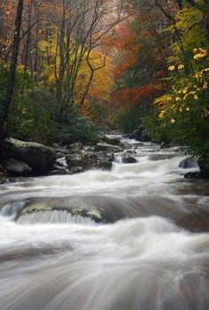 Little River....Townsend, TN (about 25 minutes from Gatlinburg).......Just beautiful!!!!