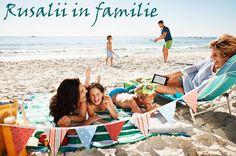 De Rusalii, alege o destinatie de relaxare impreuna cu familia ta! #rusalii #FreshTravel #relaxare #familie #litoral