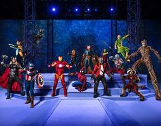 Don't miss out on this incredible show taking place at the Honda Center in Anaheim this weekend! @marvelontour #Marvel #LiveEntertainment #SoCal