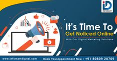 A Proper Digital Marketing plan can Help Get your Business Noticed Online ! At INFOMART we create a Tailored Marketing plan for Your Specific Business Needs so your Business gets Noticed For Details 📞 80809 20709 Digital Marketing Plan, Online Marketing, Google Ads, How To Get, How To Plan, Mumbai, Seo, Create, Business