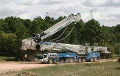 Liebherr LTM11200-9.1 Mobile Crane
