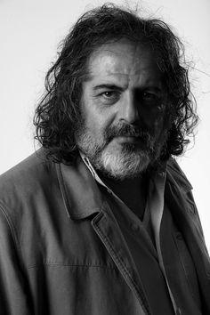 Photo of the artist, Ahmad Moualla