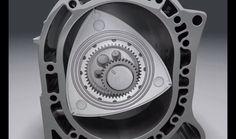 Small rotaryengine