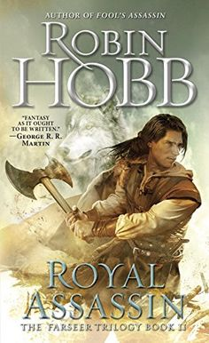 Royal Assassin (The Farseer Trilogy, Book 2) by Robin Hobb http://www.amazon.com/dp/0553573411/ref=cm_sw_r_pi_dp_2RDKub1P8WHV0
