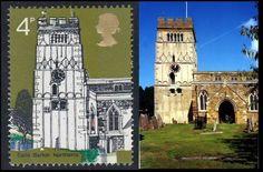 All Saints Church Earls Barton Northampton