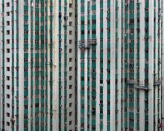 The Architecture of Density :: Photographs by Michael Wolf   Minimo Graph