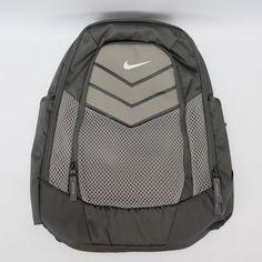 NIKE- MAX AIR VAPOR GRAY BACKPACK BA5246 038  fashion  clothing  shoes   61909e3a0d