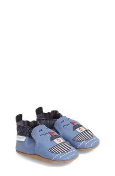 'Chug Chug' Crib Shoe