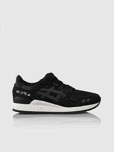 Gel-Lyte III 9090 Black Black H5B2N