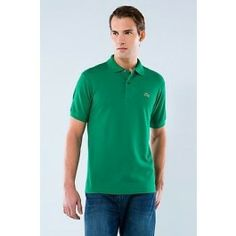 lacoste men polo shirt dark green Lacoste Outlet, Lacoste Store, Lacoste Polo, Lacoste Online, Online Shopping Stores, Store Online, Green Colors, Polo Ralph Lauren, Polo Shirt