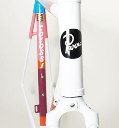 Parra x Colossi bike frame set | by Parra