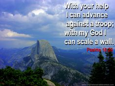 Inspirational Bible Verses Psalms