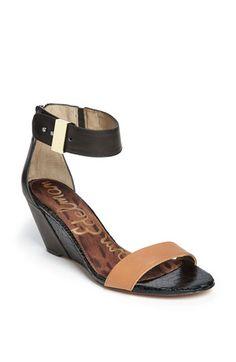 Need these: Sam Edelman wedges