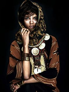 // Marina Nery by Sebastian Kim, Vogue Australia