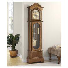 "Jenlea Daniel Dakota 71.63"" Grandfather Clock & Reviews | Wayfair"