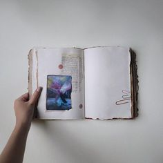Photo by LOUDSY • journals & whatnot on August 09, 2021. May be art. #Regram via @CShAD3cpxcT Cool Notebooks, Journals, Journal Inspiration, Journal Ideas, Collage Art Mixed Media, Creative Journal, Charity, Book Art, Gifts For Her
