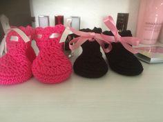 Handmade crochet baby