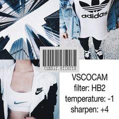20 combinações no VSCO CAM para deixar sua foto no estilo TUMBLR - Mundo da Lari