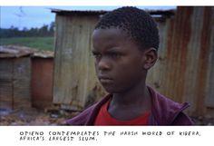 KIBERA KID - Nathan Collet, Kenya, 2006