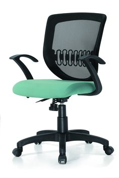 Scaun de birou ergonomic Novo S168 #office #officechair  #turcoise #homedecor #homedesign #officedesign Oise, Chair, Furniture, Design, Home Decor, Decoration Home, Room Decor, Home Furnishings