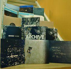 archive vinyls