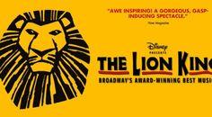 Musicais da Broadway - Rei Leão