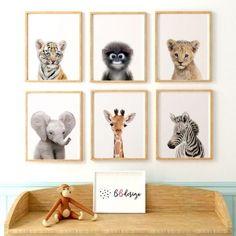 A dzsungel állatai babaszoba falikép szett Art Inspo, Gallery Wall, Frame, Home Decor, Products, Picture Frame, Decoration Home, Room Decor, Frames