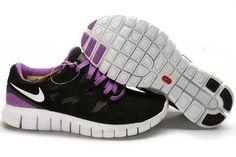 sports shoes 066f6 ec1ca 1767   Nike Free Run 2 Dam Svart Lila SE130514KCRcqZXvL Nike Presto, Nike  Shoes Online