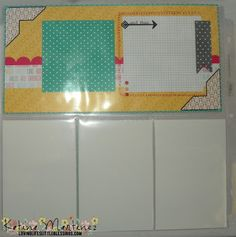 Luvin' Life Monday... say what? Scrapbooking made easy