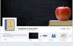 La red social de Facebook acaba de relanzar su página Facebook in Education, espacio que ofrece  recursos como guías, estudios, consejos, libros e información para mejorar el trabajo y la experiencia de los educadores.