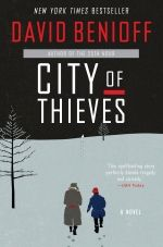 City of Thieves by David Benioff is a 2013 WBN pick! Have you read it? Is it one of your choices to give?
