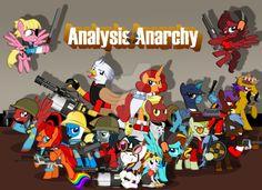 TF2 Analysis Anarchy Teams by Lightning-Bliss.deviantart.com on @DeviantArt