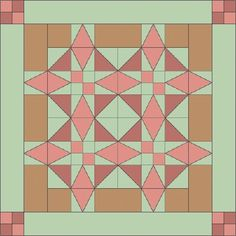 """TLC Home """"Exotic Wall Quilt Pattern"""""""