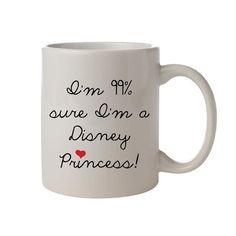 Disney Princess Κούπα - Γιατί όλες οι γυναίκες είναι κατά βάθος πριγκίπισσες!