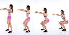 Voici une séance d'entraînement qui promet de brûler jusqu'à 600 calories en seulement 4 minutes. Créée par l'entraîneur de fitness Jim Saret de «The bigg