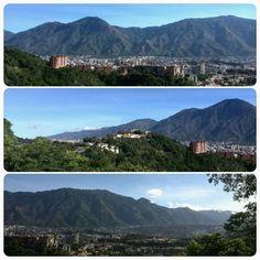 La sultana de El Ávila define a #Caracas. Hoy 22/5/2016 a las 8am (en Caracas)
