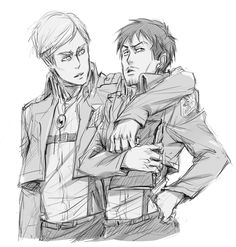 Erwin and Nile