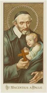 Happy Memorial of St Vincent de Paul – September 27