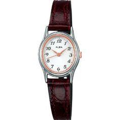 Discount Michele Watches - [アルバ]ALBA 腕時計 ホワイト AIHK003 レディース   最新の時間センター