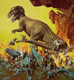 the valley of gwangi poster - Google Search