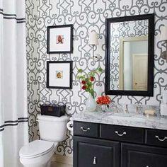 Low-Cost Bathroom Updates