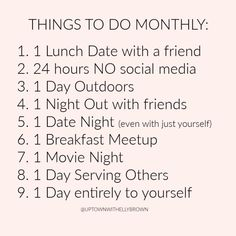 Remember the monthly challenges? Would to hear from you guys on NEW ideas for monthly challenges- comment below things to do for a monthly challenge because Im also running out of ideas (blaming it on the brain). Paz Mental, Vie Motivation, Thursday Motivation, Self Care Activities, Self Improvement Tips, Self Care Routine, Self Development, Leadership Development, Personal Development