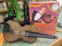 Play the fiddle - make a paper violin! JAMM: Juneau, Alaska Music Matters: Paper Violin Process: A Venezuelan, Scottish & Alaskan Blend