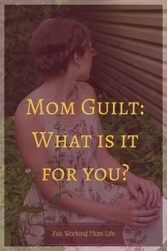 What do we suffer with guilt from?