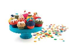 Cupcakes au crochet | Veritas