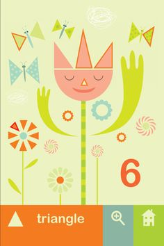 Best preschool apps: PrestoBingo Shapes