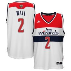 d2dcfc12c Buy John Wall Washington Wizards Noches Enebea Swingman Home White Jersey  Authentic from Reliable John Wall Washington Wizards Noches Enebea Swingman  Home ...
